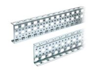 Rittal - Rack rail - 2.095 m (pack of 4)