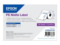 Epson PE - Matte - 210 x 297.4 mm 736 label(s) (4 roll(s) x 184) die cut labe...