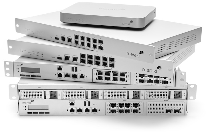Cisco Meraki Security and SD-WAN